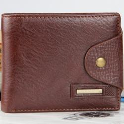 Peňaženka Baellerry Jack-Hnedá