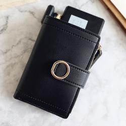 Peňaženka Belinda-Čierna