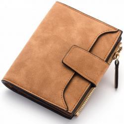 Peňaženka Bernadeta-Hnedá