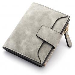 Peňaženka Bernadeta-Sivá