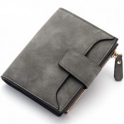 Peňaženka Bernadeta-Tm.Sivá