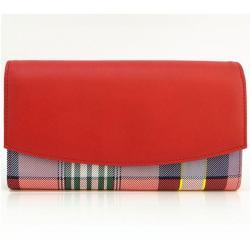 Peňaženka Bonita-Červená