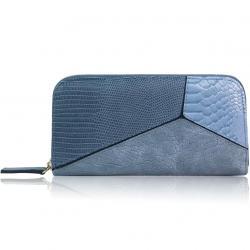 Peňaženka Casandra-Modrá