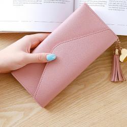 Peňaženka Chloe-Ružová