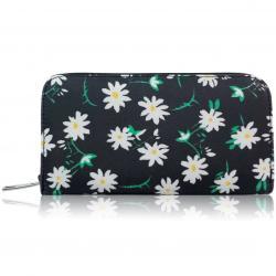 Peňaženka Daisy-Čierna
