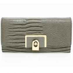 Peňaženka Dorina-Sivá