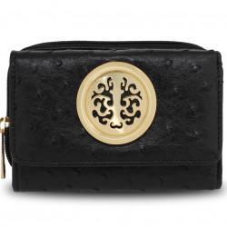 Peňaženka Eviga-Čierna