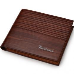 Peňaženka Fuerdanni Alec-Hnedá