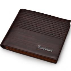 Peňaženka Fuerdanni Alec-Tm.Hnedá