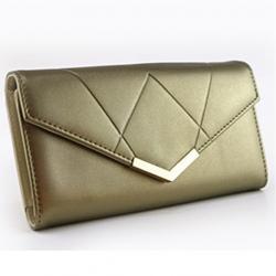 Peňaženka Heidi-Zlatá