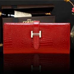 Peňaženka Lady - Červená