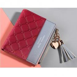 Peňaženka Lara-Červená