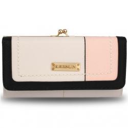 Peňaženka Leesun-Biela