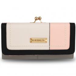 Peňaženka Leesun-Sivá