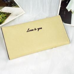 Peňaženka Love To You - Biela