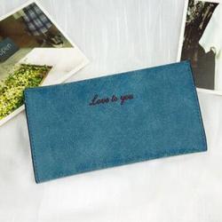 Peňaženka Love To You - Modrá