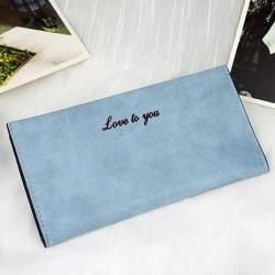 Peňaženka Love To You - Slabo modrá