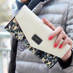 Peňaženka Loves - Čierna