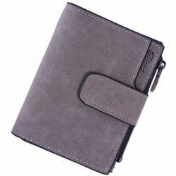 Peňaženka Masha-Sivá