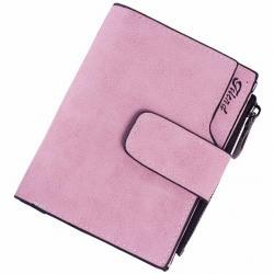 Peňaženka Masha-Slabo Ružová