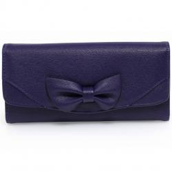 Peňaženka Mašlička-Modrá