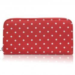 Peňaženka Matilda-Červená