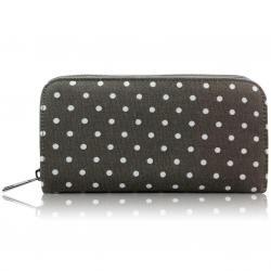 Peňaženka Matilda-Sivá
