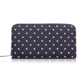 Peňaženka Matilda-Tm.Modrá