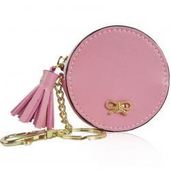 Peňaženka Mincovník Bow-Ružová
