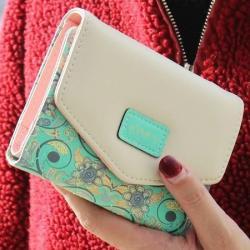 Peňaženka Mini Loves - Tyrkysová