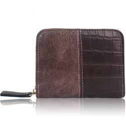 Peňaženka Mini Rosie-Hnedá