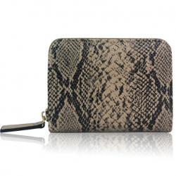 Peňaženka Mini Tiana-Hnedá/Čierna