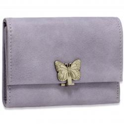 Peňaženka Motýlik-Fialová