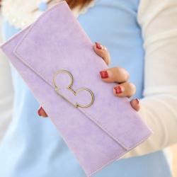 Peňaženka Myška-Fialová