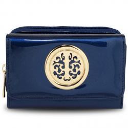 Peňaženka Nell-Modrá