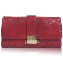 Peňaženka Nora-Červená