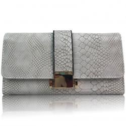 Peňaženka Nora-Sivá