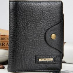 Peňaženka Piroyce Ronald-Čierna