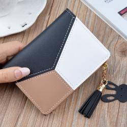 Peňaženka Rabbit-Čierna/Hnedá