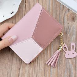 Peňaženka Rabbit-Ružová