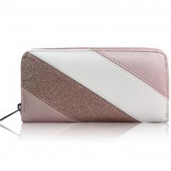 Peňaženka Selena-Ružová