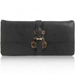 Peňaženka Small Bear-Čierna
