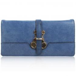 Peňaženka Small Bear-Modrá