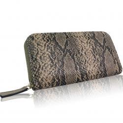 Peňaženka Tiana-Hnedá/Čierna