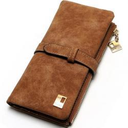 Peňaženka Vigor-Hnedá