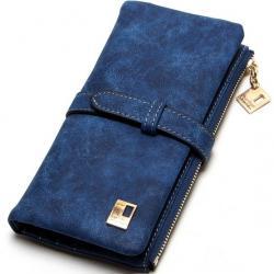 Peňaženka Vigor-Modrá