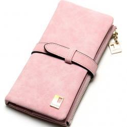 Peňaženka Vigor-Ružová