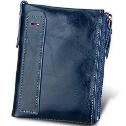 Peňaženka William-Modrá