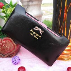 Peňaženka Your Choice - Čierna