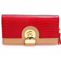Peňaženka Zenobia-Červená